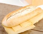 Oude kaas, witte pistolet