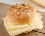 Jonge kaas, wit broodje
