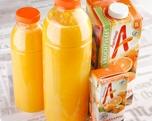 Sinaasappelsap 1/4 ltr. petflesje