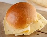 Komijnekaas, bruin broodje
